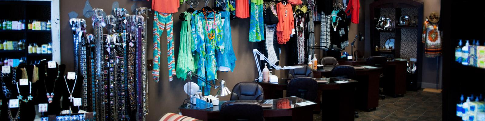Contact Nail Boutique Salon